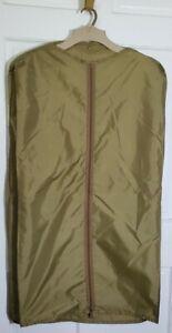 Hartmann Lightweight Garment Sleeve with Zipper Travel Luggage with Hanger