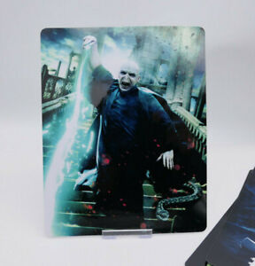 LORD VOLDEMORT Harry Potter - Glossy Steelbook / Fridge Magnet Cover