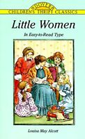 Little Women (Dover Childrens Thrift Classics) by Louisa May Alcott
