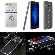 LG Nexus 5X 2015 Cover Imak Original Ultra Thin Soft TPU Gel Case For Nexus 5X