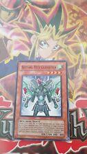 Carte Yu-Gi-Oh! Bestiari, Bête Gladiateur TU01-FR016 Commune Française