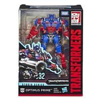 New Transformers Hasbro Optimus Prime Studio Series 32 V Level Action Figure Toy
