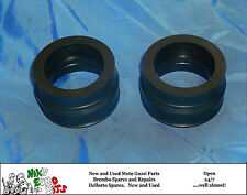 MOTO GUZZI   1100 SPORT / V11 SPORT   AIR INLET RUBBERS - PART NO: 01114300