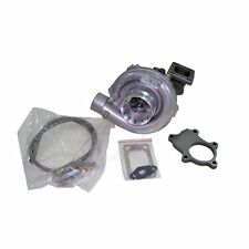 Universal T3 T04E Turbo Charger For Ford 2.3L + Oil Line New Design!!!