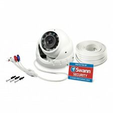 Swann PRO-1080FLD 1080p Full HD audio IR Visione Notturna CCTV Mini Dome Camera 2MP