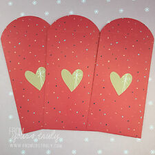 Chinese Wedding Red Envelopes / Packet / Packets (8-Pk)