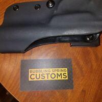 Ruger mark 4  22/45 lite belt holster optics ready black