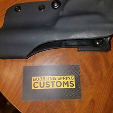 Ruger mark 4  22/45 lite belt holster optics ready black