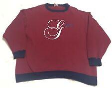 Vintage 80s 90s Guess Crewneck Sweatshirt Made In USA Size Medium. Shirt