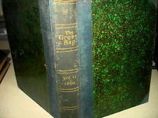 1894 THE GREEN BAG: AN ENTERTAINING MAGAZINE FOR LAWYERS Vol 6 HB NR