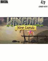 Kingdom New Lands Steam Download Key Digital Code [DE] [EU] PC
