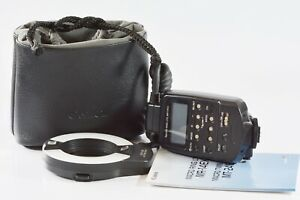 [Mint] Canon MR-14EX Macro Ring Lite Flash Light w/ Case from Japan N528