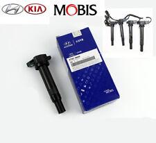 OEM Engine Ignition Coil 4PCs for 06-10 Hyundai Accent Kia Rio [2730126640][X4]