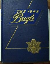 1943 Virginia Polytechnic Institute VPI Virginia Tech Yearbook - The Bugle