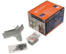 DIY Project 2'x4' Workbench Hardware Kit Corner Connector Fastener Instructions