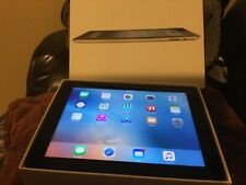 Apple iPad 3rd Gen.64GB,Wi-Fi only/no sim card Original Box and inserts included