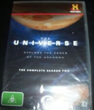 The Universe The Complete Season Two 2 (Australia Region 4) 5 DVD - NEW