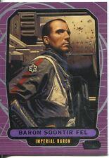 Star Wars Galactic Files 2 Base Card #563 Baron Soontir Fel