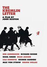 Star Studded SPY Thriller DVD THE KREMLIN LETTER