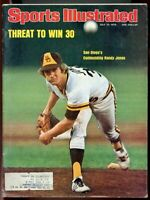 SI: Sports Illustrated July 12, 1976 San Diego's Confounding Randy Jones Cover G