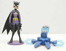 Batgirl action figure The Batman (Fox Animated Series) Mattel 2004 complete DC