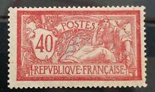 France n°119 1907 2 f. République Française neuf sans charnière