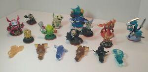 Lot of Skylanders Imaginators Figures & Crystals