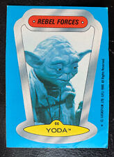 U-Pick 2 1980 Empire Strikes Back Series 3 Stickers