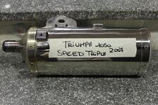 marmitta terminale sinistro triumph speed triple 1050 2005-2007 silencer