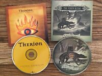 Therion -Gothic Kabbalah & The Vision Bleak-The Wolves go hunt their Prey-2 Cd´s