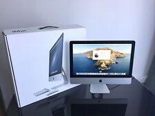 "iMac 21.5"" Late 2013, 2.7GHz, Quad-Core Intel i5, 8GB RAM, 1TB HDD - GREAT!!"