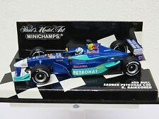 Red Bull Sauber Petronas C20 K. Raikkonen Minichamps Nr. 400010017