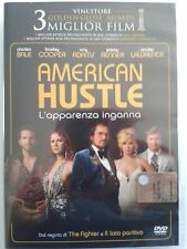 American Hustle DVD Editoriale