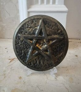Pentagram plaque (Handmade)