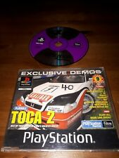 PS1  PLAYSTATION MAGAZINE DEMO DISC 49 DEMOS CRASH 3 SILENT HILL TOCA 2 LOOK