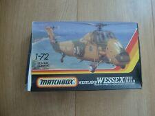 L213 Matchbox Model Kit PK-133 - Westland Wessex HU.5 HAS.31 - 1/72