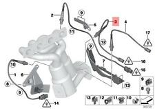 Genuine BMW E81 E82 E84 E87N Lambda Probe Oxygen Sensor 470MM OEM 11787570481