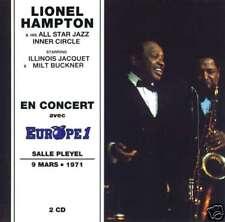 LIONEL HAMPTON pleyell 71 / ILLINOIS JACQUET / 2 CDs