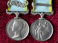 More details for replica copy aged crimea medal cast from an original