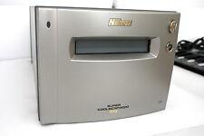 Nikon Super coolscan 9000 ed dia-película escáner + vuescan