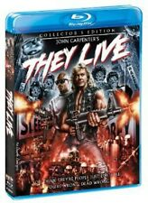They Live [Collector's Edition] (2012, REGION A Blu-ray New)