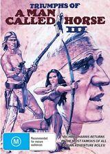 NEW  TRIUMPHS OF A MAN CALLED HORSE ( Richard Harris )