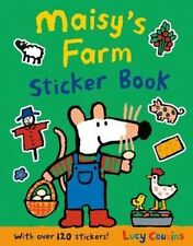 Maisy's Farm Sticker Book by Lucy Cousins 9781406358575 (Paperback, 2015)