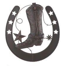Koehler 10016998 Cowboy Horseshoe Wall Decor