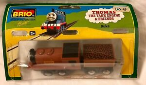 Brio wooden train Duke Thomas the Tank Engine and Friends New Unopened Sweden