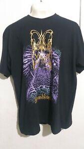 Dimmu Borgir stormblast T shirt black metal cradle of filth emperor dissection