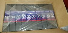 Kit with 10 units Sony BCT-30MA - New