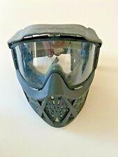 JT Black Face Shield Paintball