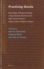 Practicing Gnosis: Ritual, Magic, Theurgy, and Liturgy in Nag Hammadi,...