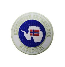 Patch Toppa Brand Napapijri Abbigliamento Marchio Ricamata Termoadesiva 8,5cm